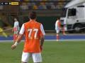 У игроков из Австралии отклеились номера на футболках во время матча