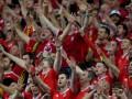 Фанаты Уэльса раскупили все билеты на стадион для просмотра матча с Португалией