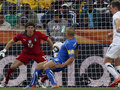Фотогалерея: Суперсенсация. Италия едва не проиграла новозеландцам
