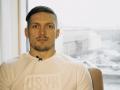 Мир любит сильных: Усик обралися к украинским болельщикам