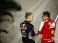 В субботу Феттель встречался с руководителем Ferrari