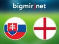 Словакия - Англия 0:1 Трансляция матча отбора на ЧМ-2018