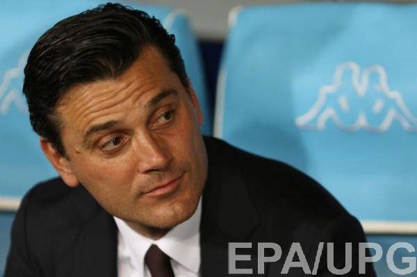 Монтелла критикует трансферную активность Милана
