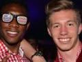 Игроки Баварии сделали селфи в стрингах