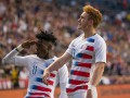 Сын экс-футболиста и президента Либерии забил свой первый гол за сборную США