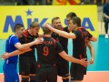 Мужская сборная Украины по волейболу выиграла Евролигу