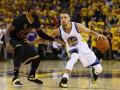 НБА: дуэль Ирвинга и Карри в третьем матче финальной серии плей-офф