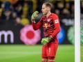 Голкипер Лейпцига: В матче с ПСЖ мы были не так уж хороши