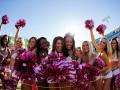 Спортивные кадры недели: Красотки на стадионе и Гвардиола с пивом