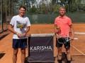 Приходько и Девятьяров стали чемпионами парных турниров ITF
