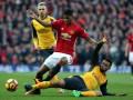 МЮ - Арсенал 1:1 Видео голов и обзор матча чемпионата Англии