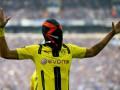 Игрок Боруссии выплатит штраф за празднование гола в маске