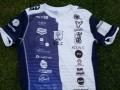 Аргентинский клуб нанес на форму 50 спонсоров