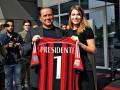 Берлускони: Продал Милан тем, кто сможет вернуть клуб на первые места в мире