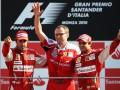 Формула-1. Пилоты Ferrari и Кими Райкконен оставили Феттеля без подиума