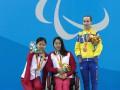 Украина финишировала третьей: Медальный зачет Паралимпиады в Рио