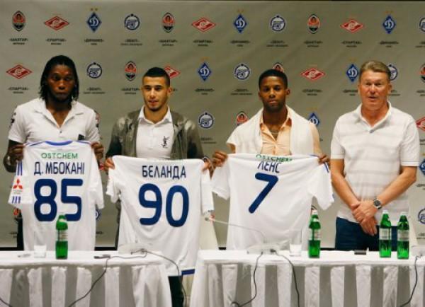 Луческу не помнит, когда в Динамо было столько новичков
