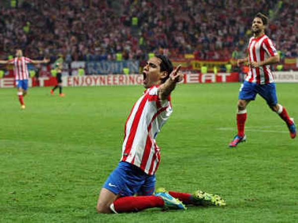 Фалькао остается в Мадриде