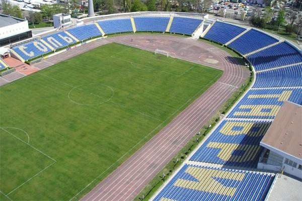 Стадион Таврии