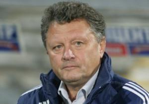 Маркевич отказался комментировать ситуацию в сборной Украины
