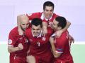 Сербия - Италия 1:1 видео голов и обзор матча Евро-2018 по футзалу