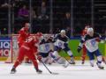Франция - Беларусь 6:2 видео шайб и обзор матча ЧМ по хоккею 2018