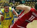 ЧЕ-2011: Украинские баскетболисты одержали первую победу