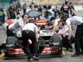 McLaren установил мировой рекорд по скорости проведения пит-стопа