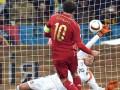Украина - Испания 0:1. Видео гола и обзор матча отбора на Евро-2016