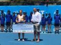 Костюк выиграла турнир в Берни