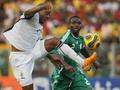 Африканский болельщик пообещал подарить футболисту свою внучку