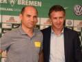 Вердер продлил контракт с украинским тренером