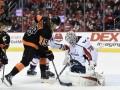НХЛ: Коламбус всухую разгромил Ванкувер, Филадельфия уступила Вашингтону