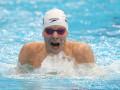 Трусов установил мировой рекорд в плавании на 100 метров на спине