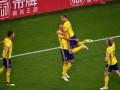 ЧМ-2018: Швеция разгромила Мексику, но обе сборные пролезли в плей-офф