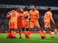 Арсенал и Ливерпуль сыграли в сверхрезультативную ничью