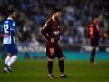 Месси не реализовал шесть из девяти пенальти в Кубке Испании