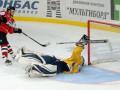 ВХЛ: Донбасс отыгрывает дефицит в три шайбы и побеждает Дизель в серии буллитов