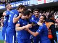 Игроки Челси заставили стюарда праздновать гол
