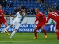 Лучкевич спасает Днепр от потери очков с запорожским Металлургом