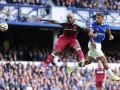 Эвертон — Вест Хэм 0:1 видео гола и обзор матча чемпионата Англии