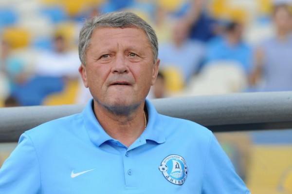 Маркевич хотел бы проводить все домашние матчи в Днепропетровске