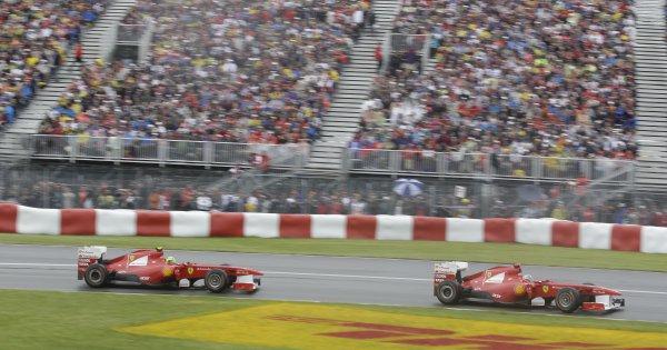 Ferrari разочаровали на Гран-при Канады