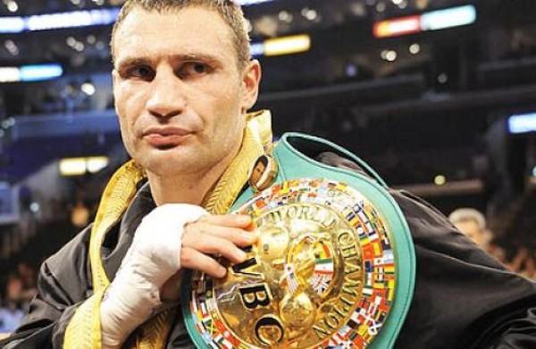 Виталий Кличко снова становится почетным чемпионом