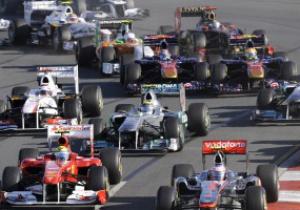 Источник: Формулу-1 будут транслировать в Украине