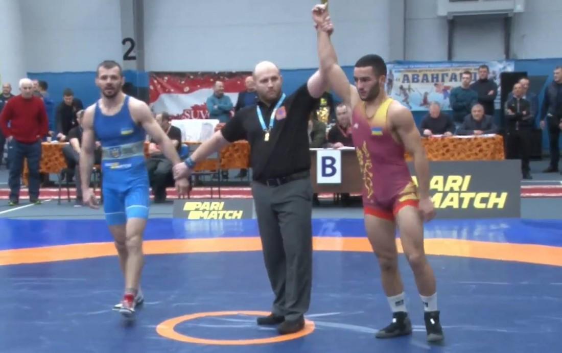 Парвиз Насибов стал чемпионом в категории до 67 кг