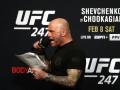 Комментатор UFC обвинил Тайсона в употребление допинга