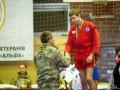В Киеве стартовал чемпионат Украины по самбо