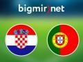 Хорватия - Португалия 0:1 трансляция матча Евро-2016