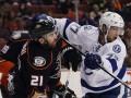 НХЛ: Тампа уступила Анахайму, Лос-Анджелес в овертайме вырвал победу у Ванкувера